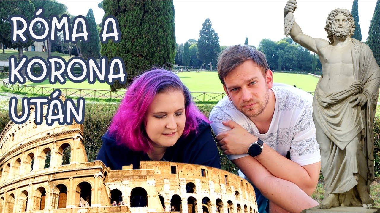 Ilyen most RÓMÁBAN nyaralni! - Mennyi a turista Olaszországban a vírus után?