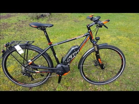 ktm macina sport 11 cx5 modell 2016 bosch e bike youtube. Black Bedroom Furniture Sets. Home Design Ideas