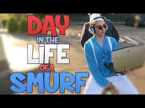 Day in The Life of a CS:GO Smurf!