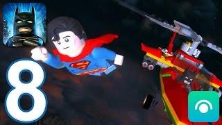 LEGO Batman: DC Super Heroes - Gameplay Walkthrough Part 8 (iOS, Android)