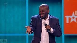 Britain's Got Talent 2017 Live Semi-Finals Daliso Chaponda Full S11E16