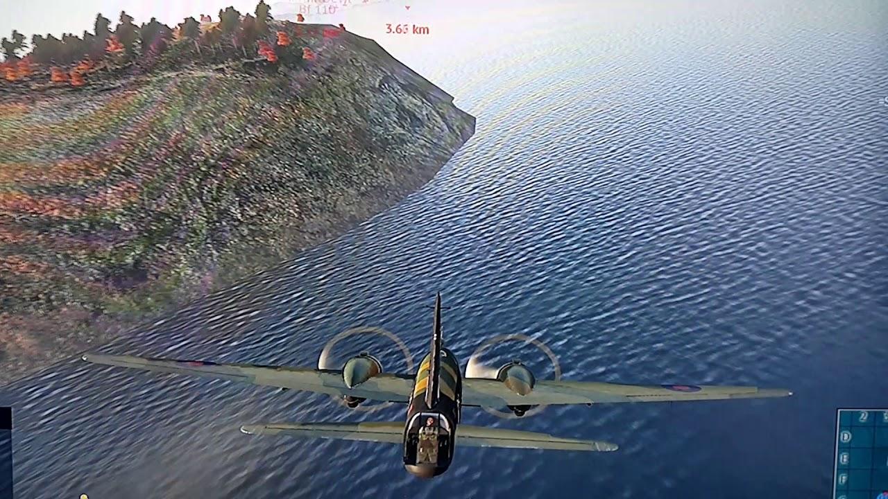 War Thunder P51h