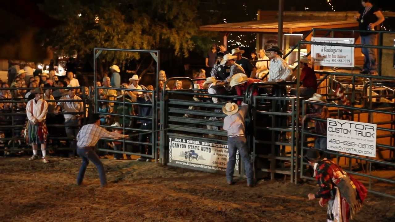Bull Riding At Buffalo Chip Saloon And Bar Youtube