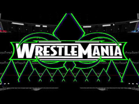 wrestlemania 34 stage