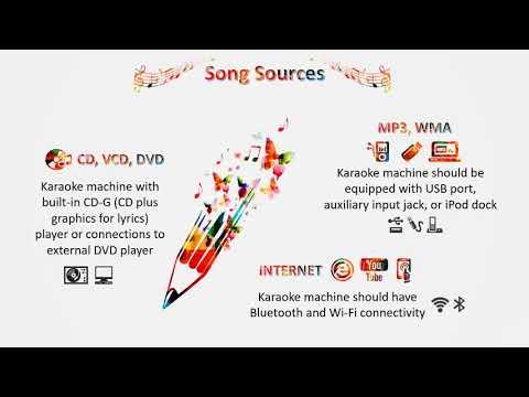 Karaoke Machine shopping guide www.SimpleGuider.com