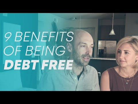 Getting out of debt: [9 benefits we found]