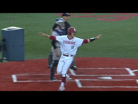Recap: Washington State baseball walks off in extras against Washington