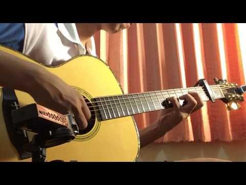 รักไม่ต้องการเวลา (Fingerstyle Guitar)