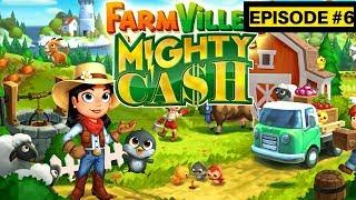 Farm Ville Mighty Cash Slot Machine $10 Bet Bonus | Season 8 | Episode #6