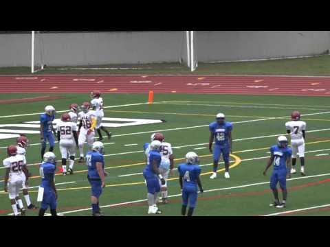 Harper-Archer Middle School vs. M.L.King Middle School Football