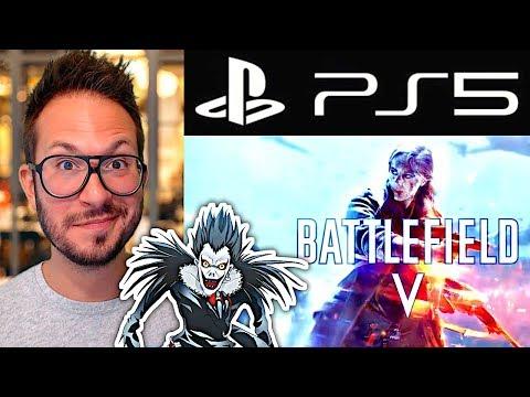 PS5 Projet Erebus ? Battlefield 5 reporté ! PS4 et Xbox One les jeux gratuits...