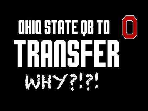 Breaking News: Ohio State QB Matthew Baldwin to transfer?!?