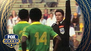 58th Most Memorable FIFA World Cup Moment: Zaire's Free Kick | FOX SOCCER