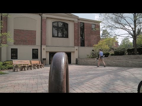 Wheaton College Campus Tour - Todd M. Beamer Student Center
