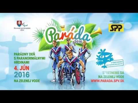 Parada 2016 - TV spot