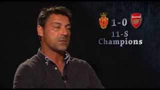 HISTORIA RCD MALLORCA. CHAMPIONS 2001