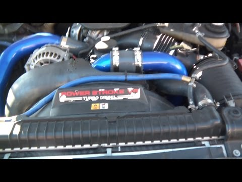 egr delete kit 6.0 powerstroke instructions