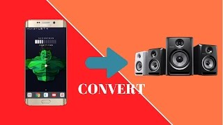 HOW TO TURN YOU SMARTPHONES INTO HUGE SPEAKERS | AMPME APP REVIEW.
