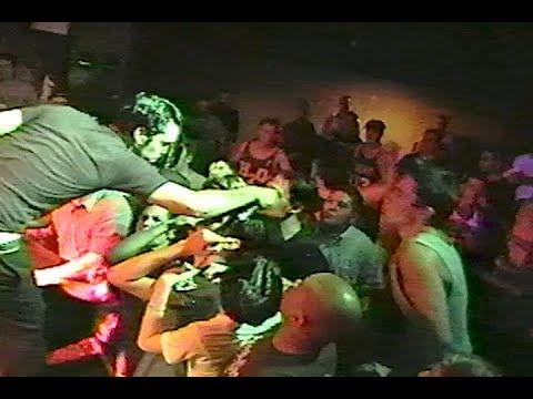 EIGHTEEN VISIONS [8.29.1998] @ Showcase - Corona, CA