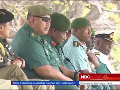 PNG Defence Force HOTO
