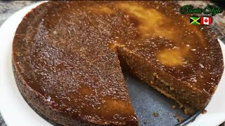 HOW TO MAKE: THE BEST JAMAICAN SWEET POTATO PUDDING RECIPEMust Try
