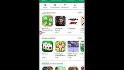 Sovelluksen lataaminen ja poistaminen Android-puhelimessa (AZ Screen Recorder -opastusvideo)
