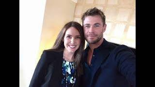 Chris Hemsworth's Message to Military Families