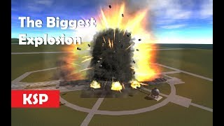 The Biggest Explosions Ever