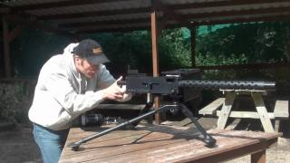 Browning .30 cal Paintball Machine Gun