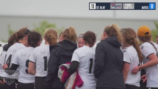 2018 D-III College Championships Women's Final: St. Olaf vs Bates