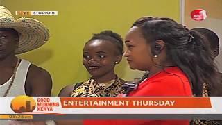 Good Morning Kenya: Entertainment Thursday (Huruma Theatre Dance Crew)