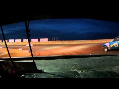Gallatin Speedway Street Stock Feature 7-27-12 #3