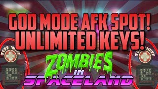 *NEWEST* INFINITE WARFARE AFK KEY GLITCH! How To Farm Keys In A GOD MODE Spot Fast In IW *2018*