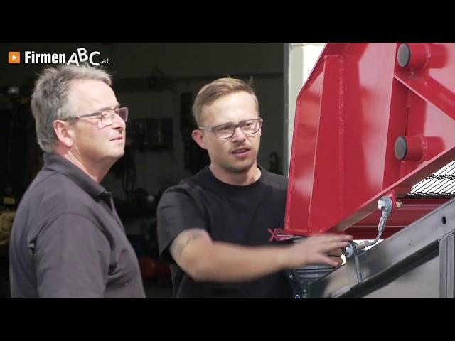 XAVA Recycling Firmenvorstellung / Company presentation