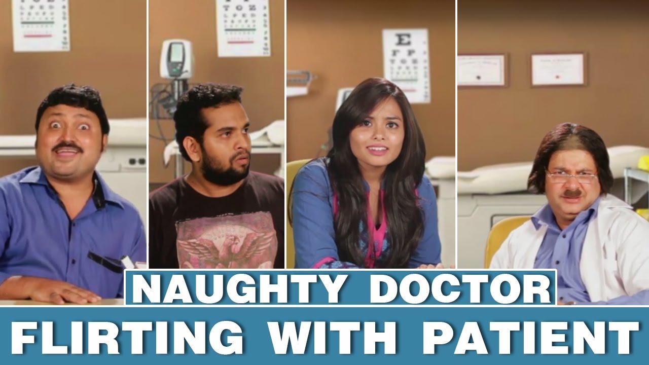 Flirting with nurses