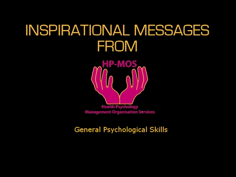 General Psychological Skills