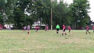 Left footed goal #17