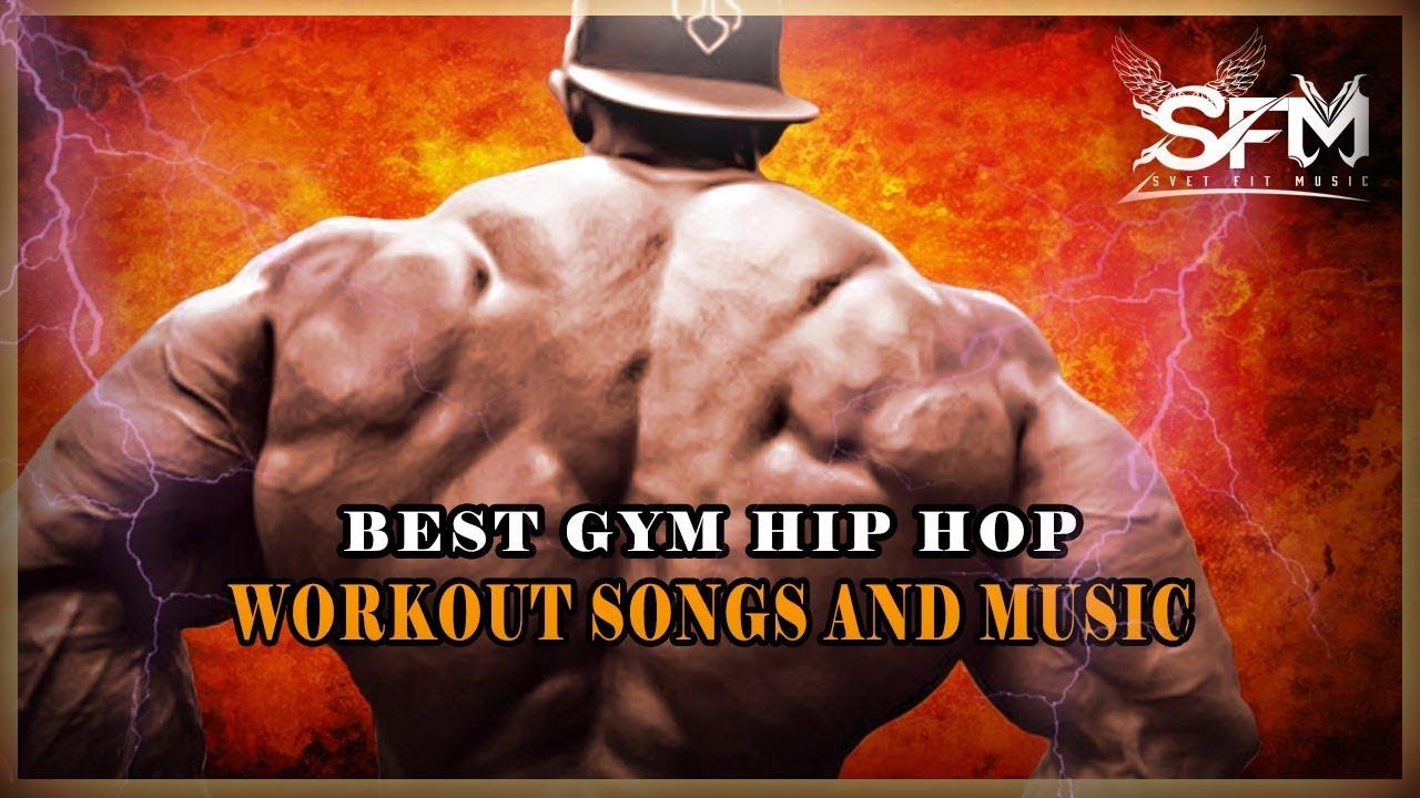 Best Gym Hip Hop Workout Music 2017 - Crush - Svet Fit Music