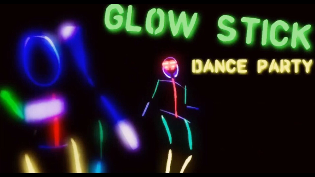 Diy Glow Stick Dance Party How To