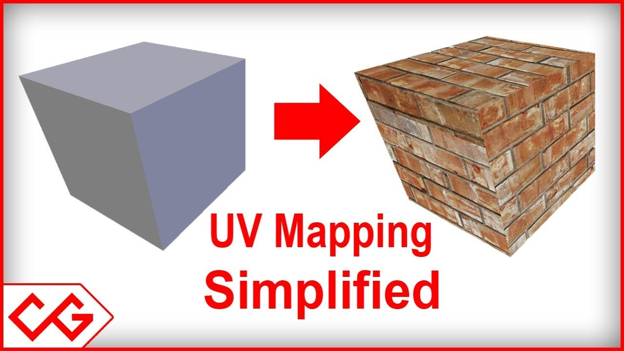Uv unwrapping and texture painting in blender tutorial (4.