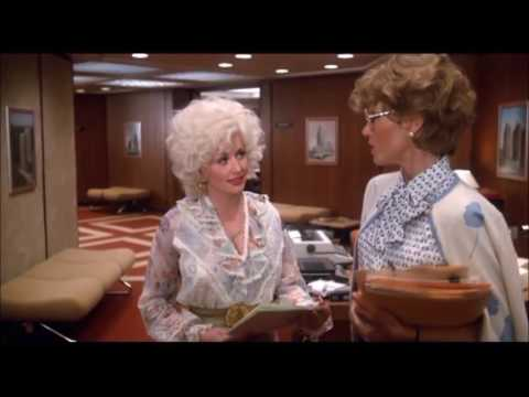 Dolly Parton  9 To 5 HD