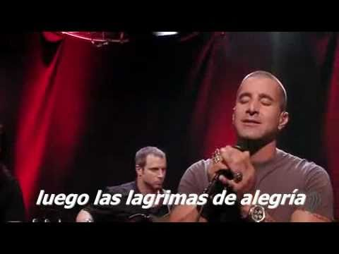 Creed - With arms wide open (acoustic) Sub.Español