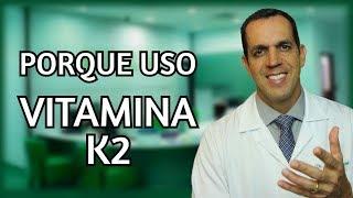 Vitamina k2 uso tópico de