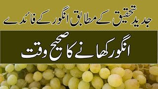 Health Benefits Of Grapes in Urdu By Dr Naveed | angoor ke fayde