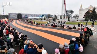 День Героев Отечества отметили в России