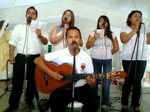 """CANTOS PARA MISA - """"JESUS"""" (COMUNION) (ALFREDO FRANCO L.)"""