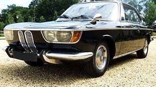 BMW 2000 CA, model year 1967