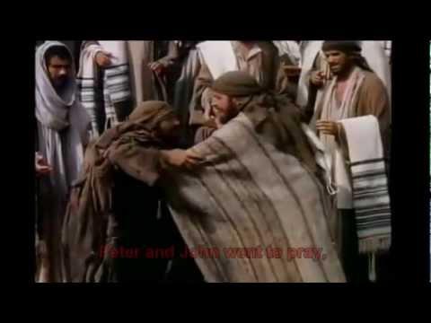 Peter and John Went to Pray