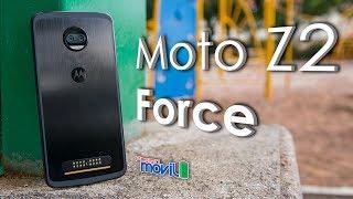 Moto Z2 Force - Análisis