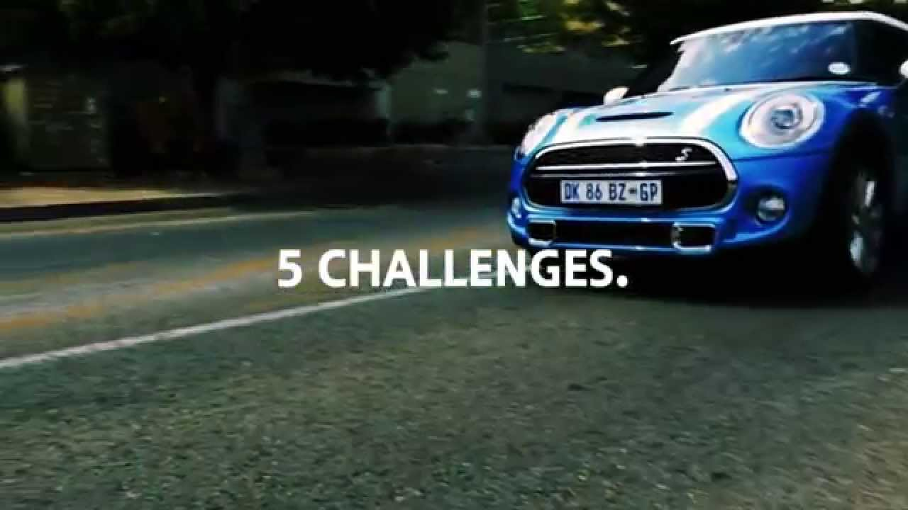 Win A Trip To Europe With The Mini 5 Door Hatch Youtube